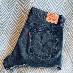 Levi's 501 Denim Shorts 🖤